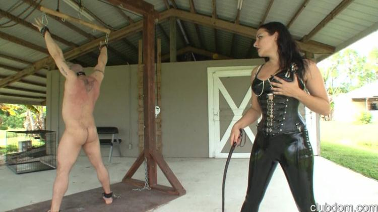 Michelle Lacy - Ripping The Slaves Flesh [FullHD / Club Dom]