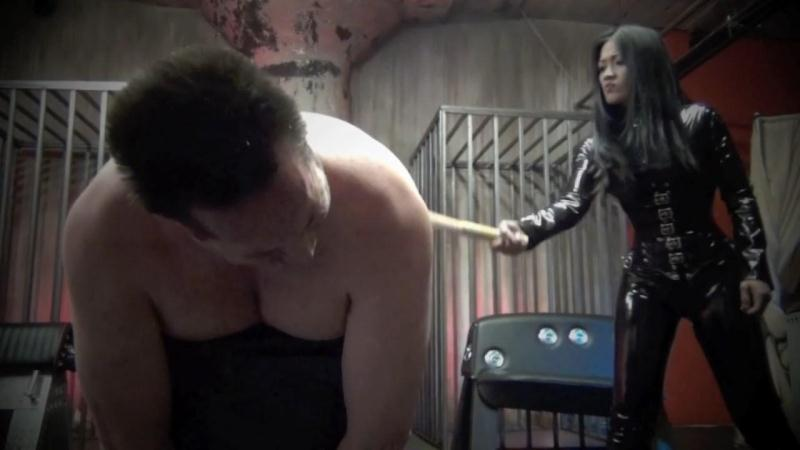 Clips4sale.com: Goddess Miki - A vietnamese p.o.w. caning [HD] (274 MB)