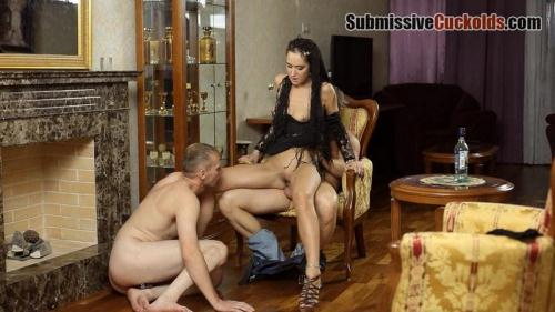SubmissiveCuckolds.com [АNGIE MOON] HD, 720p