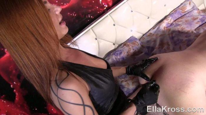Tormenting My Slave with the Biggest Strap-On Ever! (EllaKross) FullHD 1080p