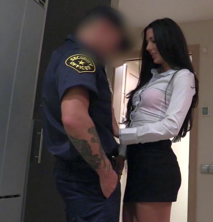 FakeCop - Alexa Tomas - Female Wanna Be Cop Having Hot Sex  (1080p / FullHD)