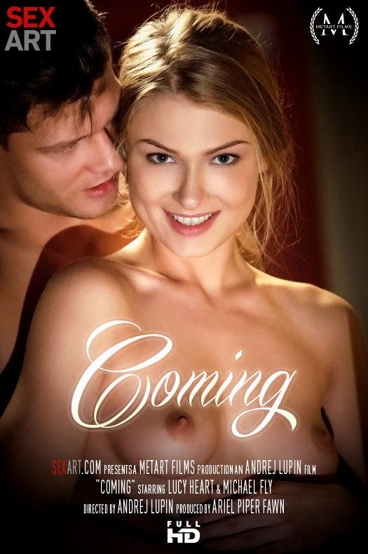 Lucy Heart - Coming / 11 Jan 2017 [SexArt / FullHD]