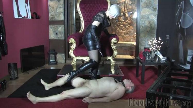 Mistress Johanna - Take It For Me / 11 Jan 2017 [FemmeFataleFilms / HD]