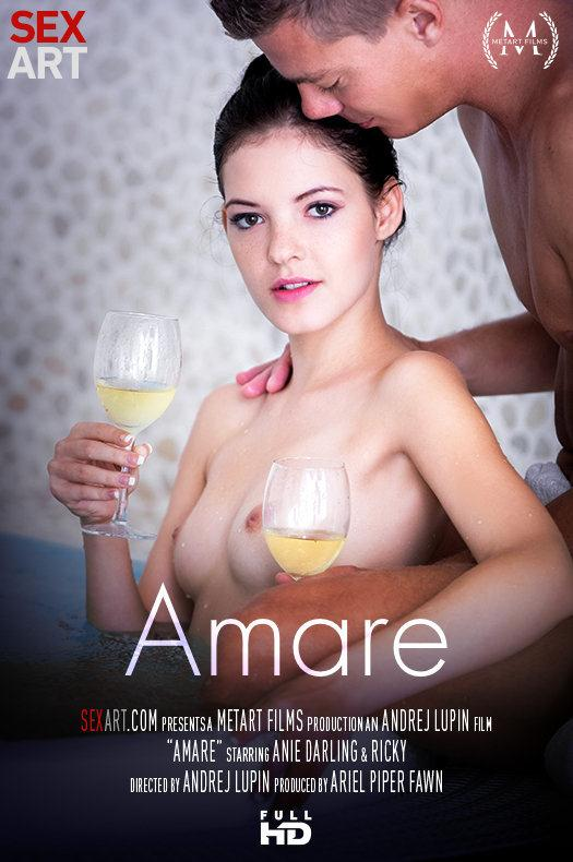 SexArt, MetArt: Anie Darling - Amare (SD/360p/197 MB) 04.01.2017