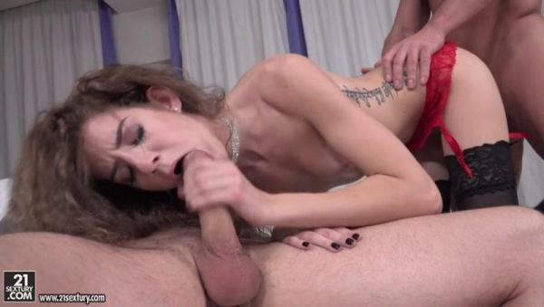 Monique Woods - Anal with DP [SD 544p]