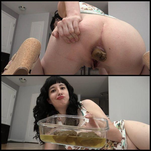 """""""NEW""""(31.12.2016) Cuckold husband will eat my shit while I get fucked (2017/FullHD)"""