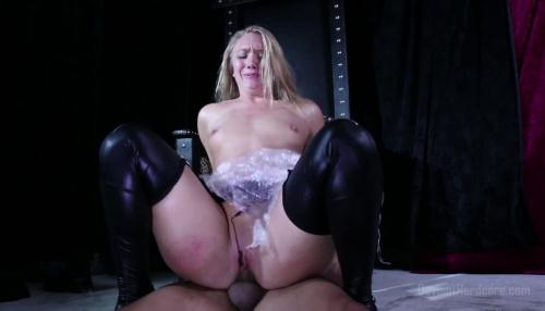 DeviantHardcore.com [AJ Applegate Saran Wrapped and Fucked] FullHD, 1080p