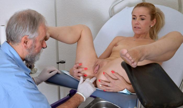 Linda Lynn - 33 years girl gyno exam (Gyno-X) HD 720p