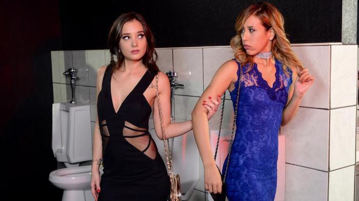 HotAndMean.com / Brazzers.com - Demi Lopez & Gia Paige - That's My Boyfriend, Bitch! [SD, 480p]