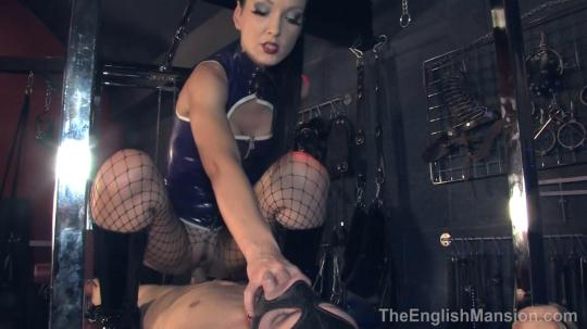 TheEnglishMansion: Fetish Liza - Her Fuck Slave (HD/720p/286 MB) 11.01.2017