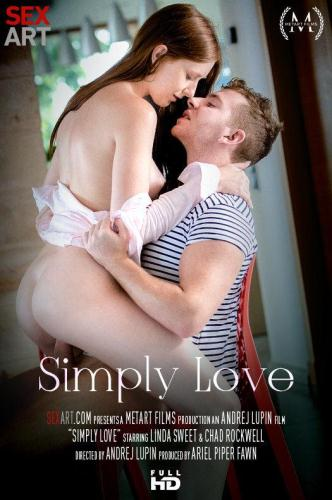 SexArt.com / MetArt.com [Linda Sweet - Simply Love] SD, 360p
