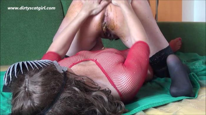 DIRTYSCATGIRL - Extreme Scat - Part 35 (Scat Porn) HD 720p