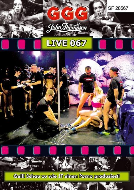 GGG, JTPron: Live 067 (SD/480p/996 MB) 05.01.2017