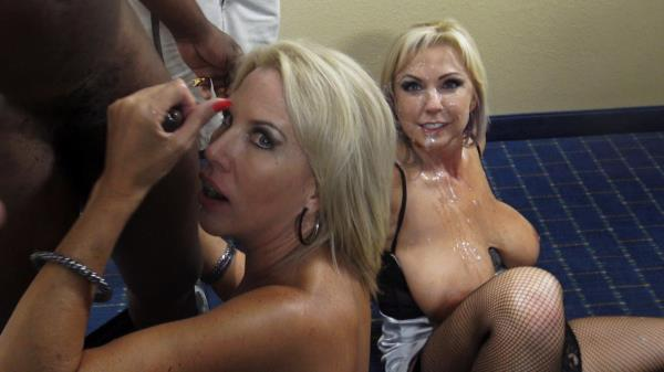 Fan Night 12: Alysha Morgan, Jenny Jizz - JennyJizz 1080p
