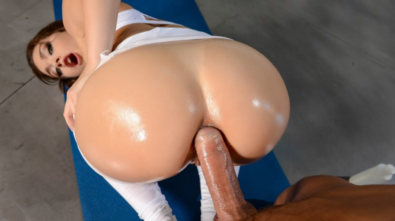 BigButtsLikeItBig/Brazzers - Kimber Woods in Yoga Freaks: Episode Six (SD 480p)