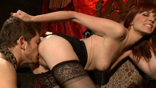 DivineBitches.com / Kink.com [Maitresse Madeline - The Prostate Milking Queen] SD, 540p