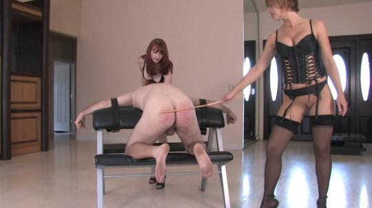 Clips4sale: Goddesses Brianna and Kendra James - Grateful for her cane (HD/720p/401 MB) 17.01.2017