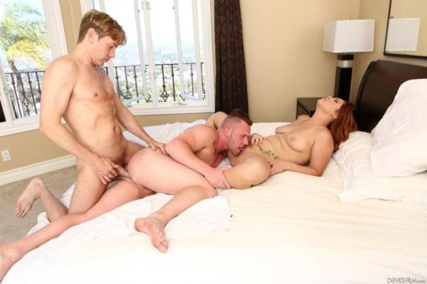 Blair, Owen Michaels, Damien Thorne - Wanna Fuck My Wife Gotta Fuck Me Too 8 - DevilsFilm.com (HD, 720p)