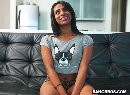 ColombiaFuckFest.com / BangBros.com [Lahia Crox - Brand New to the Biz] SD, 480p