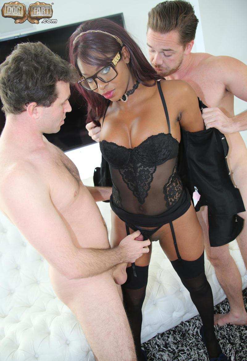 WeFuckBlackGirls/DogFartNetwork: Jasmine Webb - Interracial Porn  [HD 720p] (950 MiB)