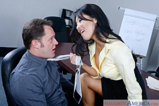 NaughtyOffice: Asa Akira - Remastered (SD/360p/222 MB) 04.01.2017