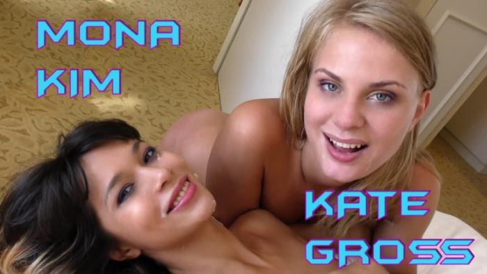 Kate Gross, Mona Kim - WUNF 206 [SD 480p] WakeUpNFuck.com