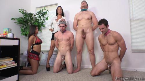 SubbyHubby.com [Subby Sex Education Mini Movie Jamie Valentine] HD, 720p