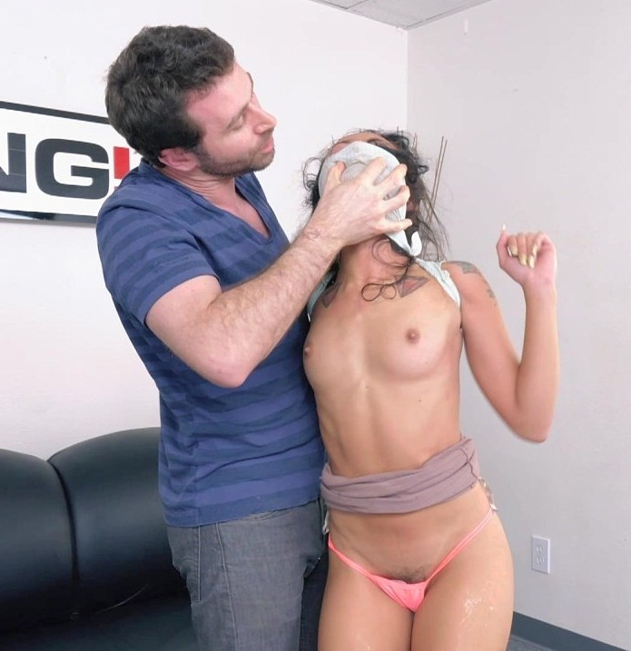 BangCasting/Bang - Holly Hendrix - Holly Hendrix Takes A Dick Up The Ass In Her Bang! Audition  (486p / SD)