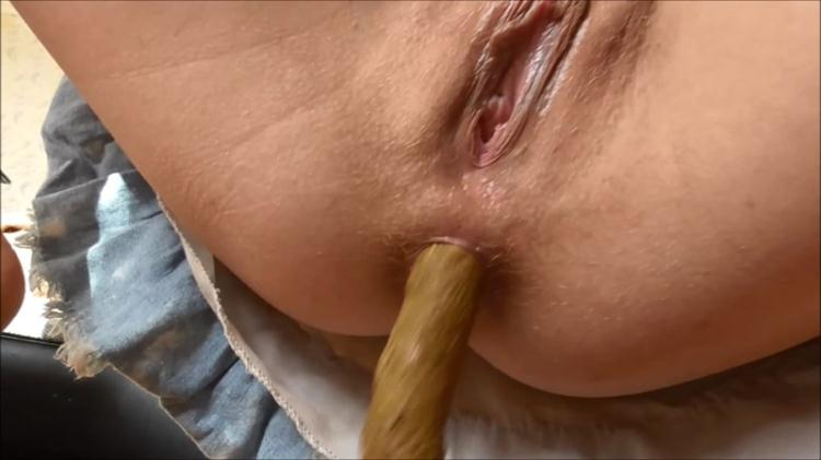 Shitting High resolution close up - Solo Scat / 06 Jan 2017 [Scat Fboom / FullHD]