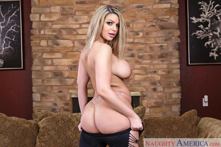 Titted girl - Brooklyn Chase / 13 Jan 2017 [NaughtyAmerica / SD]