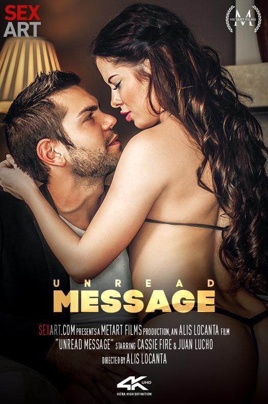 SexArt, MetArt: Cassie Fire - Unread Message (SD/360p/269 MB) 18.01.2017