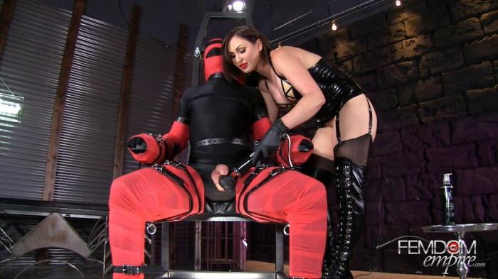 FE - Yasmin Scott - Bondage Play Toy [FullHD, 1080p]