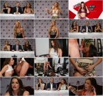 Ana Foxxx, Britney Amber, Cassidy Klein, Cherie Deville, Summer Day & Sydney Cole - DP Star 3 Audition: Episode 4 / 02.01.2017 [DigitalPlayground / SD]