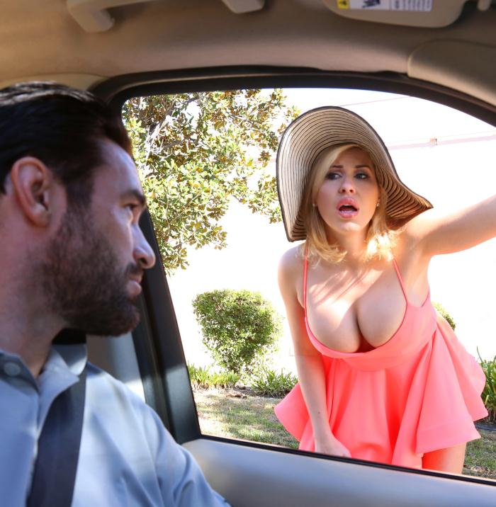 Savana Styles - Driving ms styles [HD 720p] - MilfHunter/RealityKings