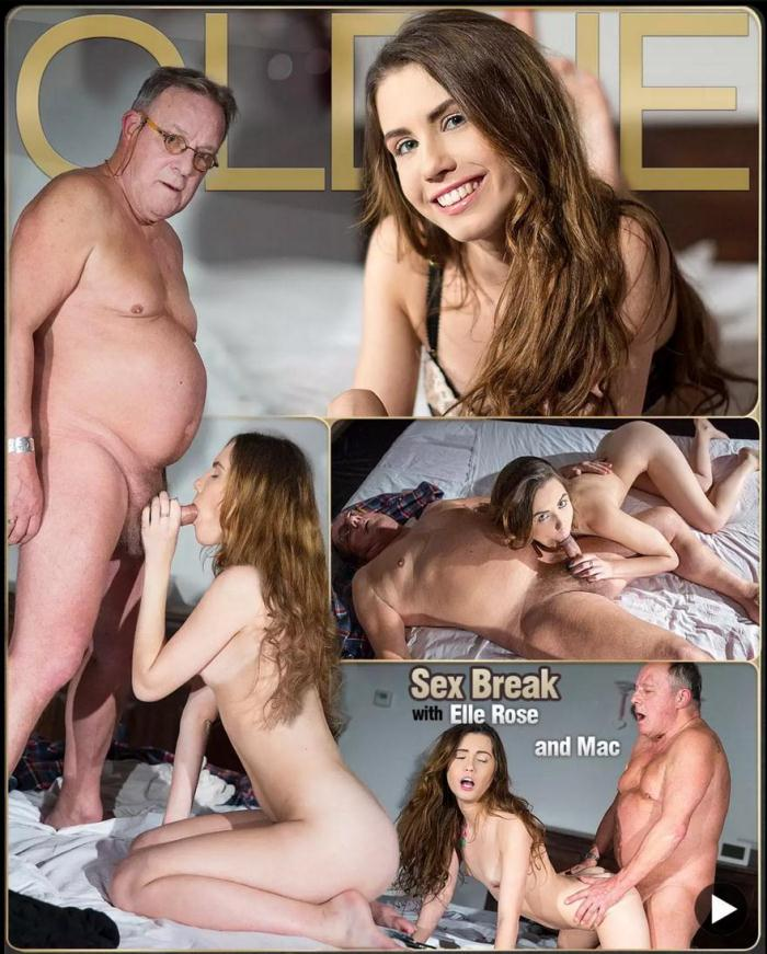 Elle Rose - Sex Break (Oldje, ClassMedia) HD 720p
