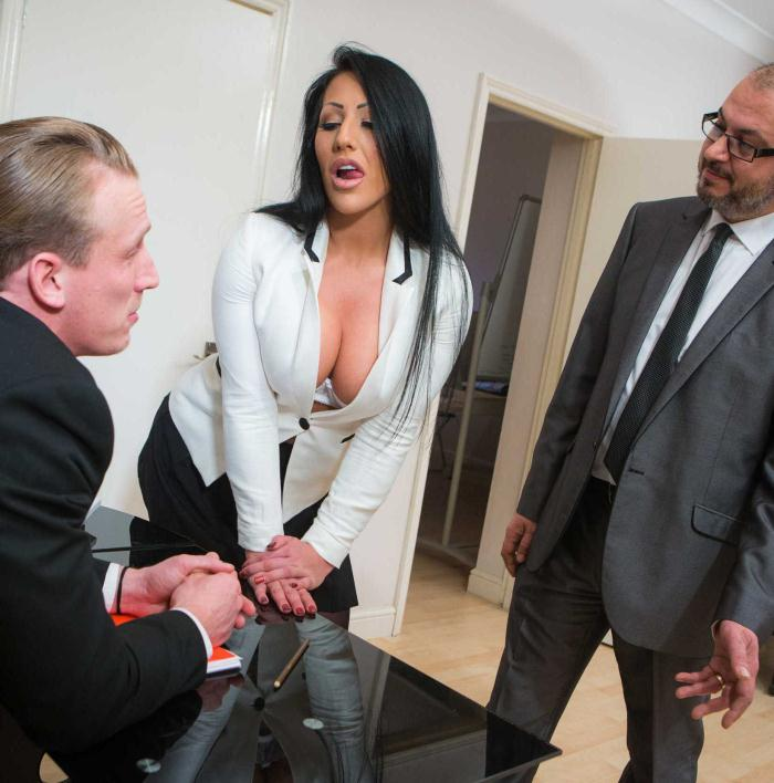 BigTitsAtWork/Brazzers: Candi Kayne - Take Your Teen To Work Day  [HD 720p]  (Milf)