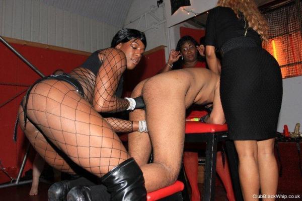 KinkyMistresses, Clubwhip - Mistress Kiana - Strapathon [HD, 720p]