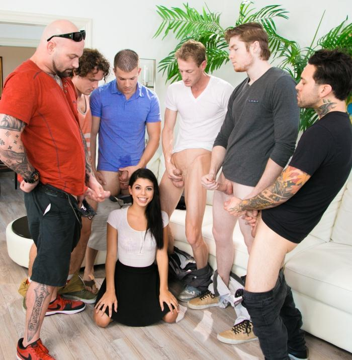 PrettyDirty: Gina Valentina - Limitless Head: A Pretty Dirty Blowbang  [HD 720p]  (Group)