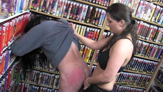 Clips4sale: Slutty Lena fucks virgin asshole of anal slave (HD/720p/378 MB) 17.01.2017