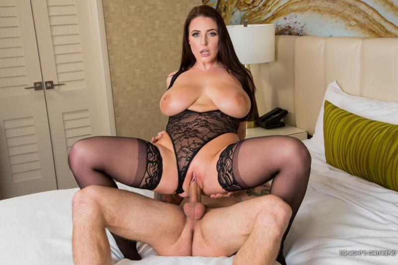 TonightsGirlfriend.com: Angela White - Big Boobs [SD] (590 MB)