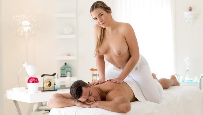 EroticaX - Blair Williams - Tantric Massage [SD / 544p / Teen]