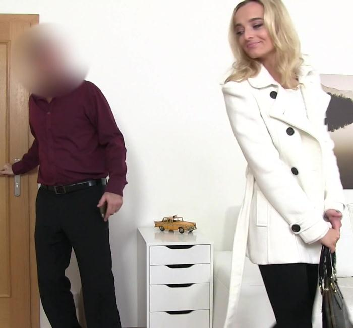 Victoria Pure - Fitness Blonde Loves Riding Cock  [FullHD 1080p]