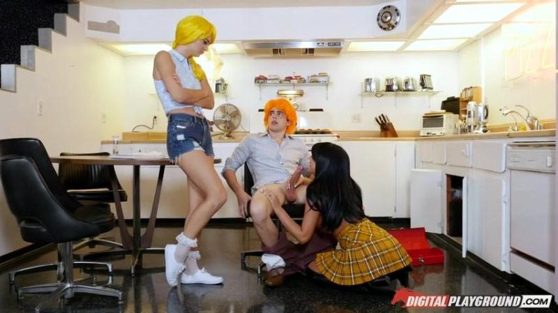 Digitalplayground.com: August Ames, Natalia Starr - Betty & Veronica: An Archie Comics XXX Parody [SD] (452 MB)