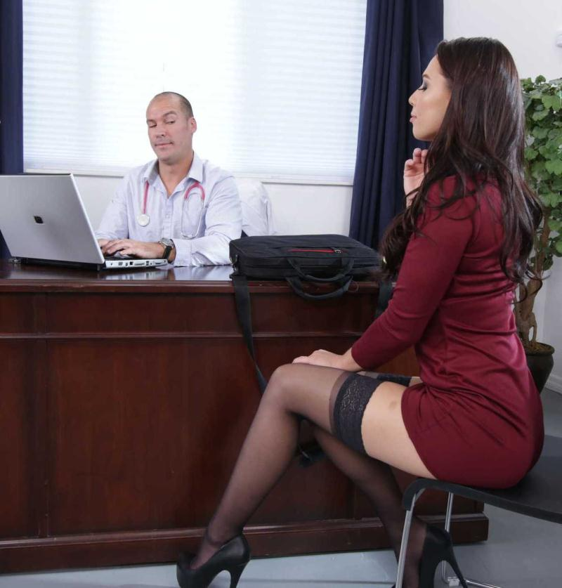 NaughtyOffice/NaughtyAmerica: Aidra Fox - Naughty Office  [HD 720p] (625 MiB)