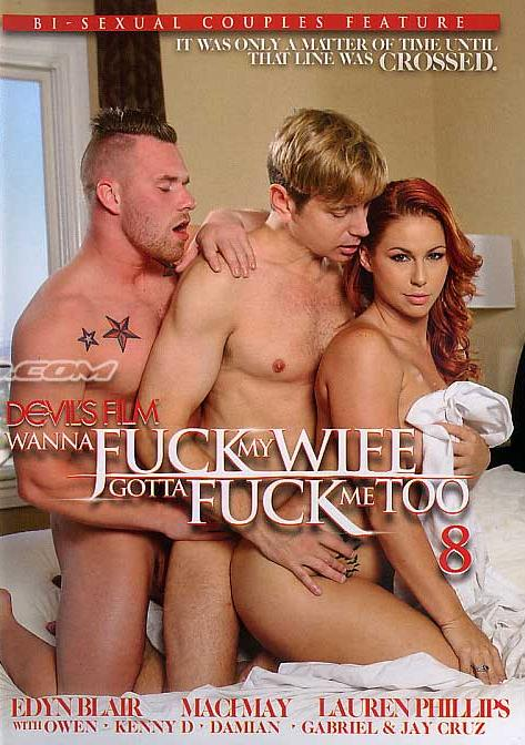 Wanna Fuck My Wife Gotta Fuck Me Too 8 (Devils Film) WEB-DL 540p
