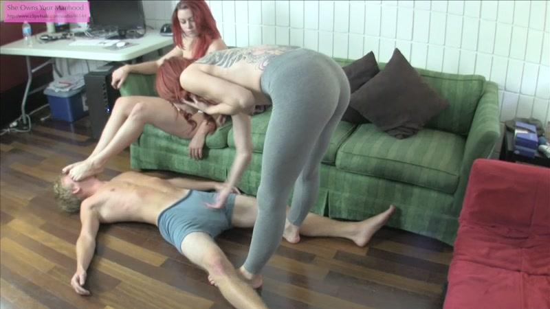 Clips4sale.com: She owns your manhood - Part 2 [SD] (518 MB)