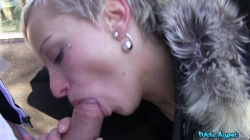 PublicAgent.com / FakeHub.com [Janie Sky - Her Pussy Gets Splattered with Spunk] SD, 480p