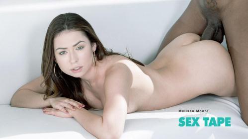 BlackIsBetter.com / Babes.com [Melissa Moore - Sex Tape] SD, 480p