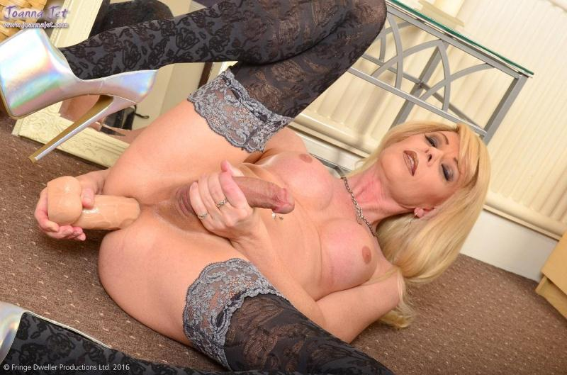 JoannaJet.com: Joanna Jet - Me and You 237 – Lingerie and Toy [FullHD] (402 MB)
