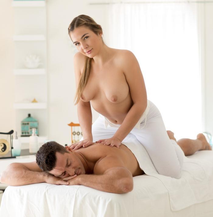 Eroticax - Blair Williams - Tantric Massage  (544p / SD)